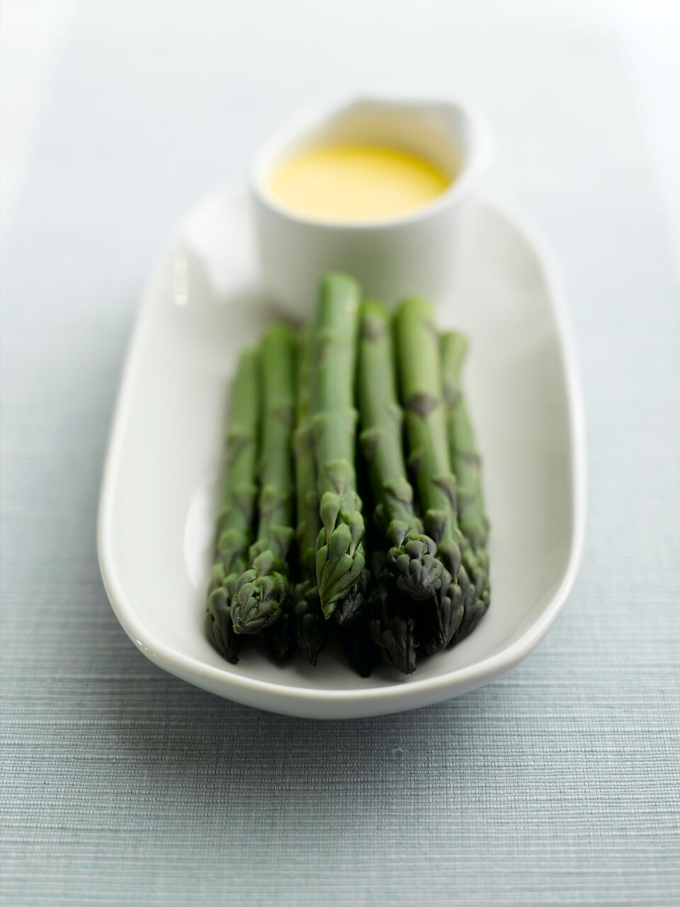 Quick Microwave Hollandaise Sauce To Serve With Asparagus Preparation Time 5 Minutes Cooking 6