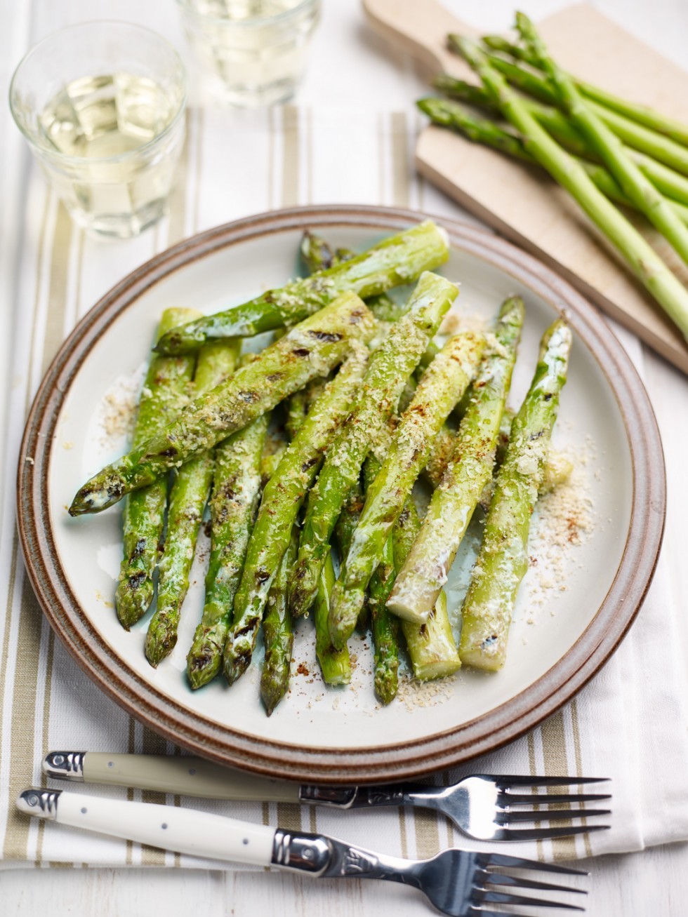 Pam Lloyd PR Asparagus Recipes (26th January 2016)